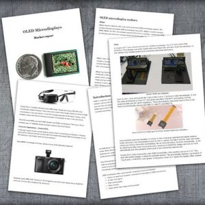 OLED Microdisplays Market Report
