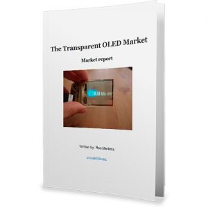 Transparent OLED Market Report