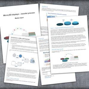 MicroLED Displays – Transfer